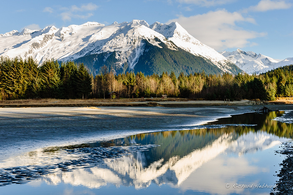 Eagle River Reflections © Richard Hebhart